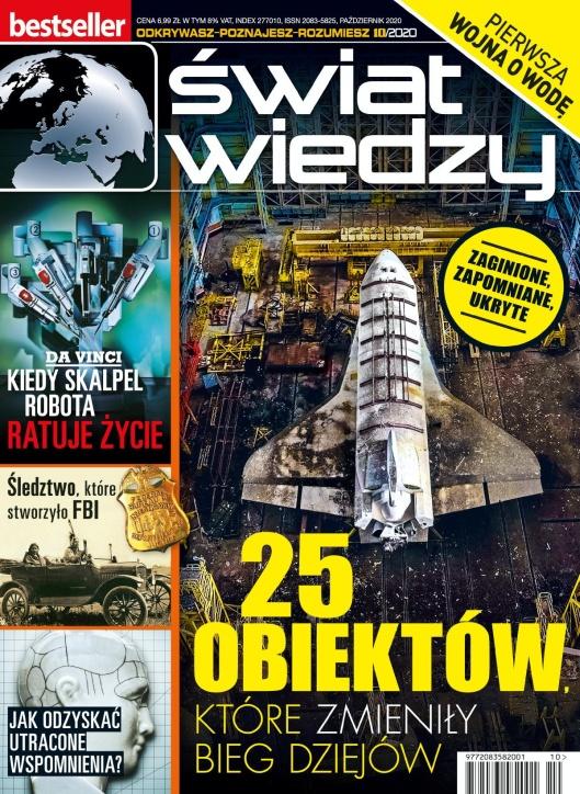 Świat Wiedzy 10-2020