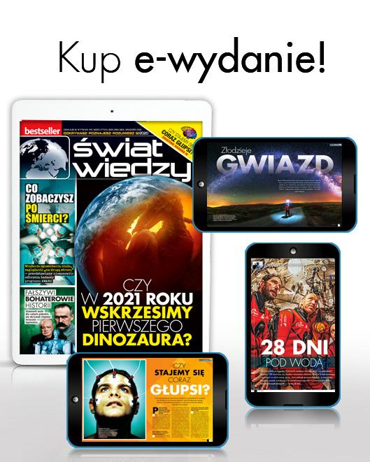 Świat Wiedzy 12/2020 e-wydanie